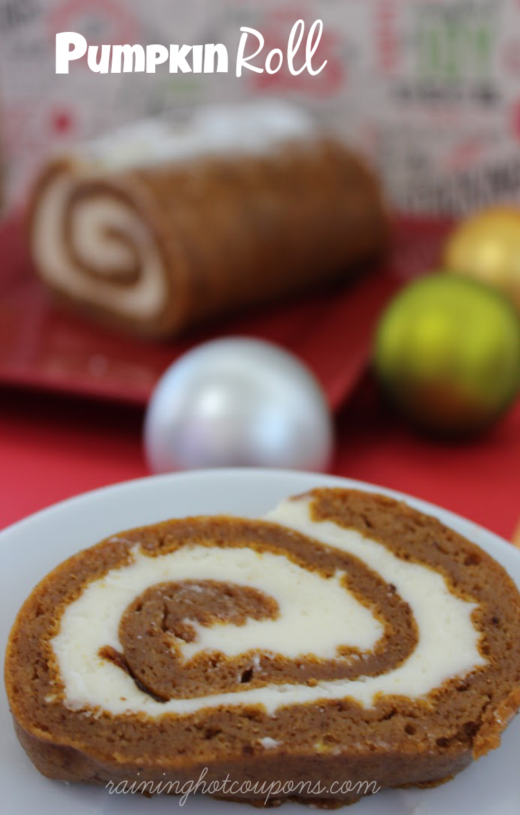 pumkin roll Pumpkin Roll Recipe