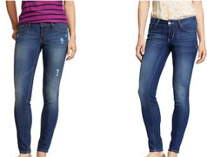 rockstar jeans 300x227 Old Navy: Rockstar Jeans Just $9  Today Only!