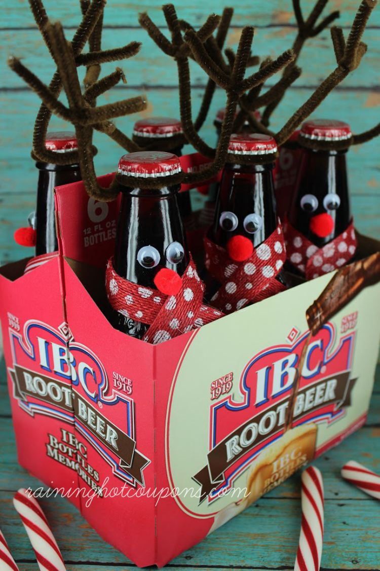 root beer reindeer