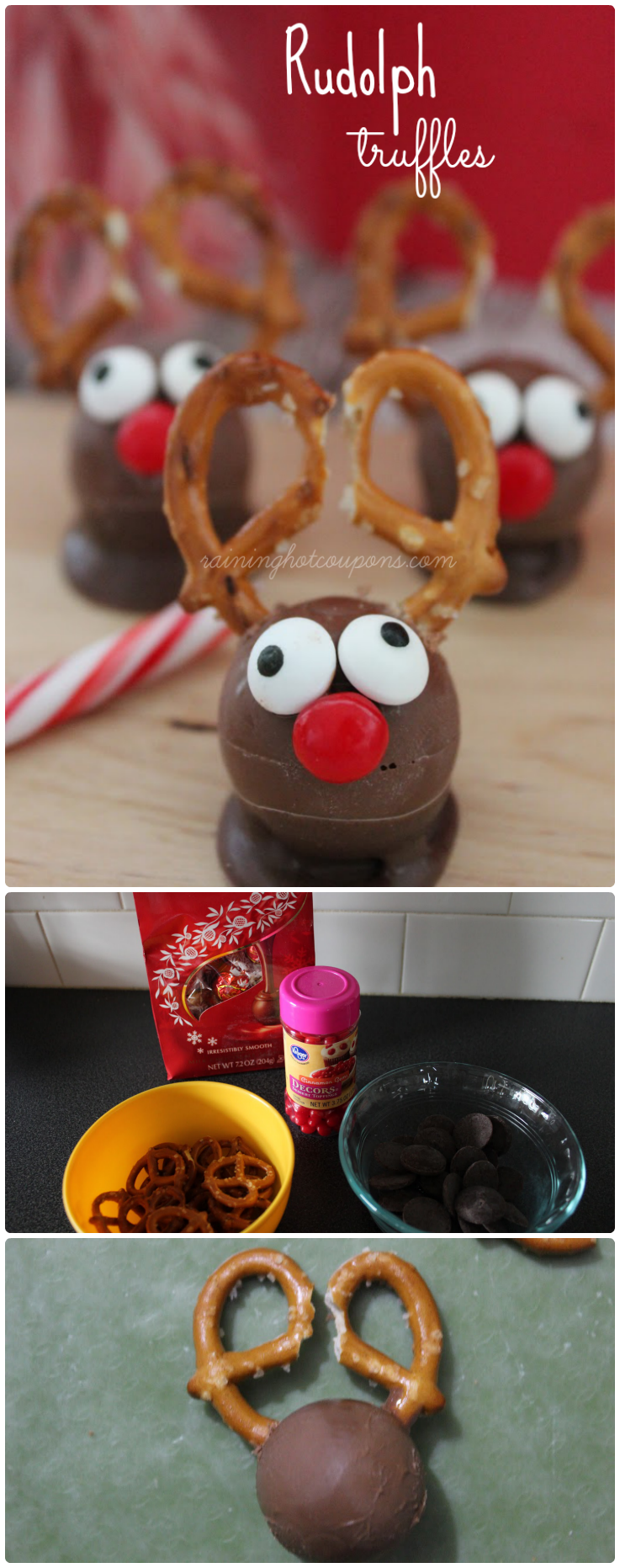 rudolph truffles collage