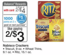 screen shot 2013 12 12 at 12 19 51 pm Ritz Crackers Only $0.75 Per Box at Walgreens, Beginning 12/15!