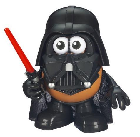 Mr. Potato Head Star Wars: Darth Tater Toy Only $5.50!