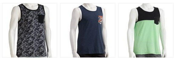 *HOT* Mens Tony Hawk Tank Tops Only $3.84 (Reg. $24)
