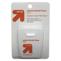 up-and-up-Mint-Waxed-Dental-Floss
