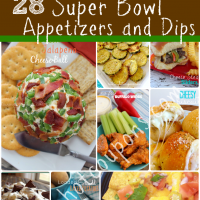 28 super bowl recipes