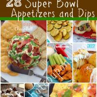 28 super bowl recipes