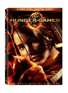 91usXc8RA3L. SL1500  222x300 Amazon: The Hunger Games 2 Disc DVD + Digital Copy Only $7.99 (Reg. $19.98)
