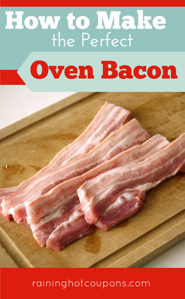 BACON How To Make The Perfect Oven Bacon