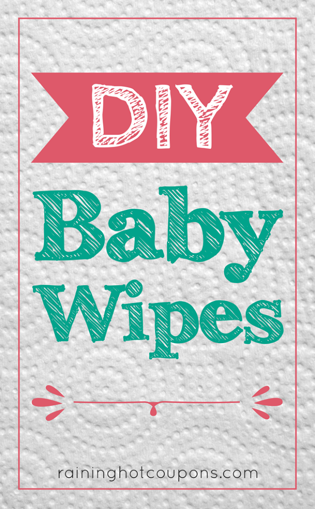 baby DIY Baby Wipes