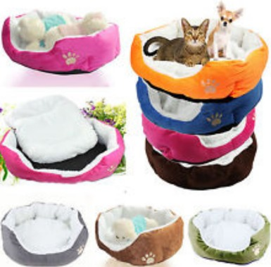 Amazon: *HOT* Cat or Dog Bed Only $7.59 + FREE Shipping! (Blue, Pink or Brown)