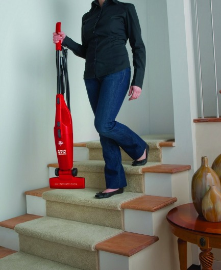 Dirt Cheap Rentals: Dirt Devil Bagless Vacuum Is 50% Off {I Own This One!}