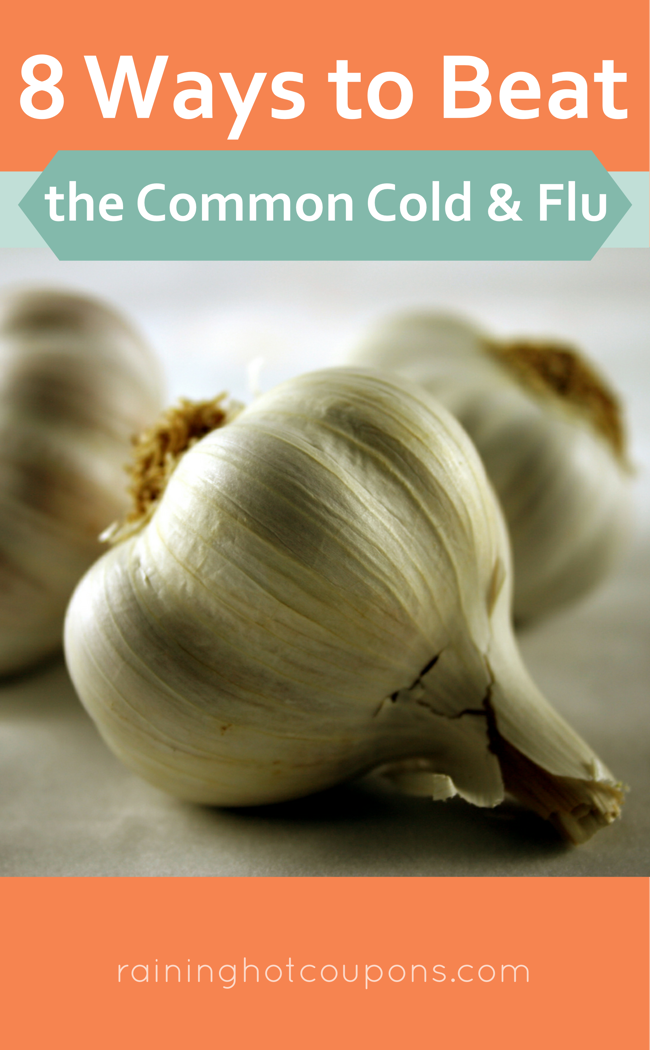 flu 8 Ways To Beat The Common Cold and Flu