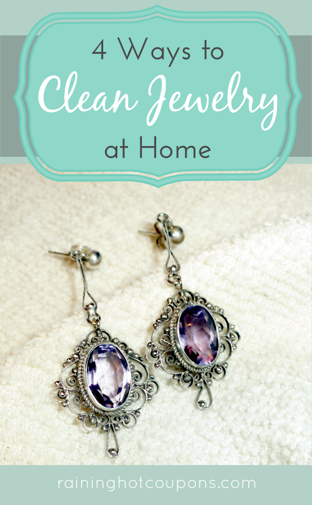 jewelry 4 Ways To Clean Jewelry At Home