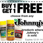 *HOT* Walmart:  Johnny's Seasoning Only $1.34 each!