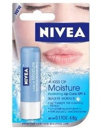 nivea lip care CVS: Nivea Lip Care Only $0.58