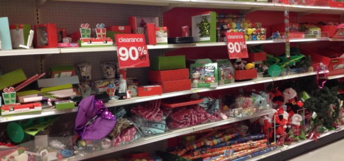 Christmas Clearance 90 Off