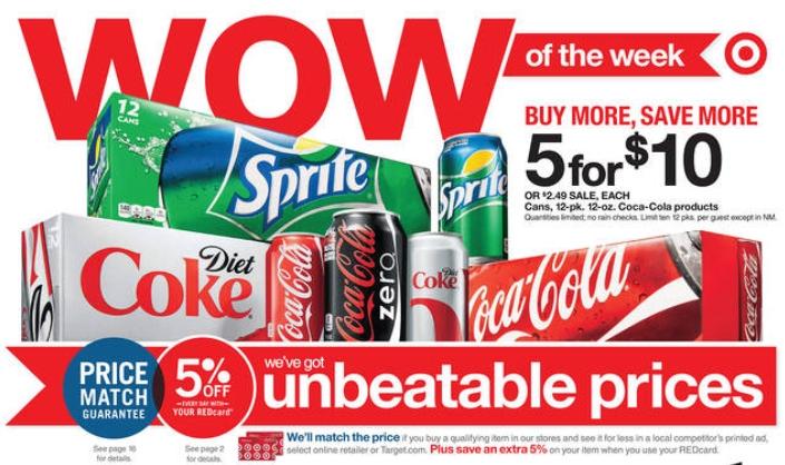 best soda deals this week