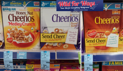 Cheerios panorama7w Walgreens: Cheerios Only $1.17