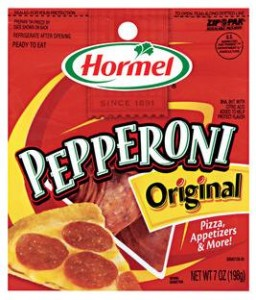 Hormel Pepperoni printable coupon Dollar Tree sale 256x300 Hormel Pepperoni Only $0.50 Each at Dollar Tree