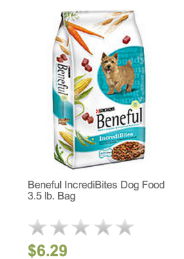 ben *HOT* FREE Bag of Beneful Dog Food + $2 Moneymaker ($8.50 Value!)