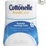 *HOT* Cottonelle Fresh Care Flushable Wipes 2-pack + Upright Dispenser Only $4.53 Shipped (Reg. $17.82)
