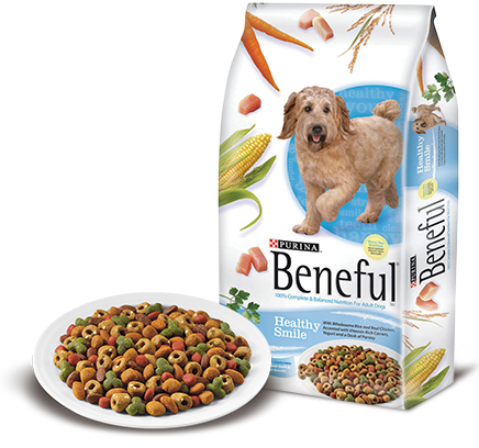 dog FREE Beneful Healthy Smile Dog Food Sample!