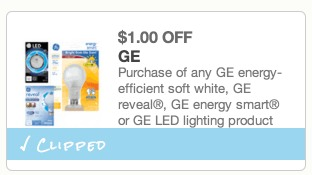 FREE GE Light Bulbs + $0.12 Moneymaker at Walmart?