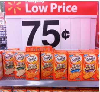 Boxes of Goldfish Mac & Cheese Only $0.48!