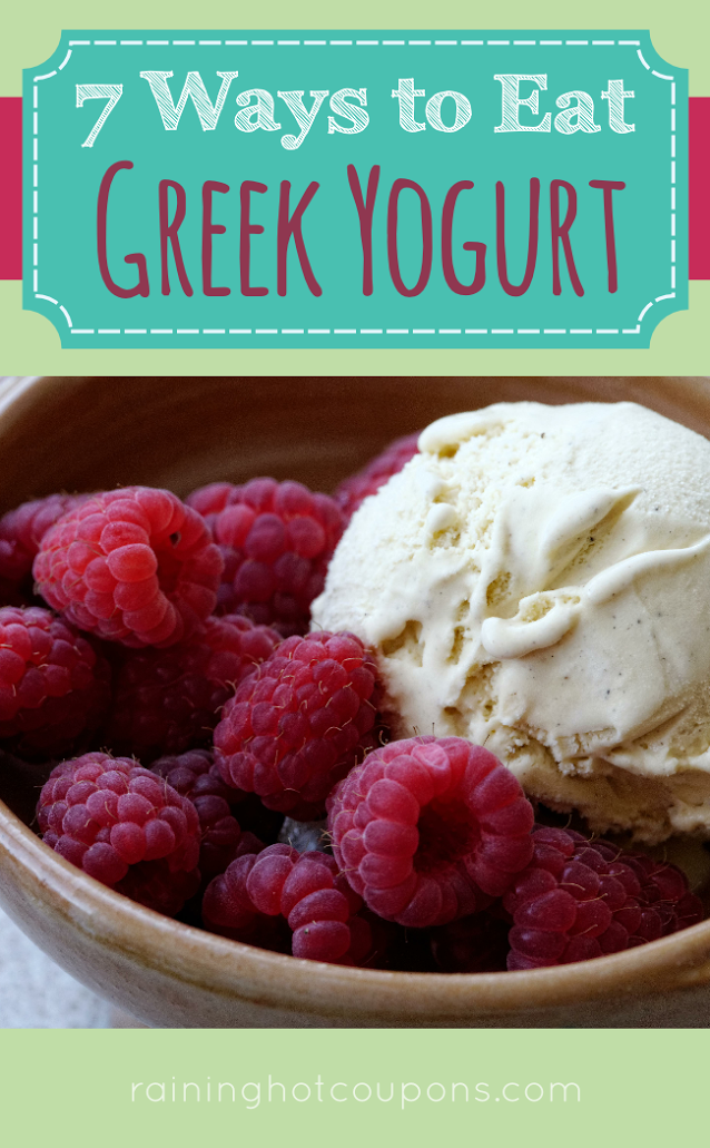 greek 7 Ways To Eat Greek Yogurt