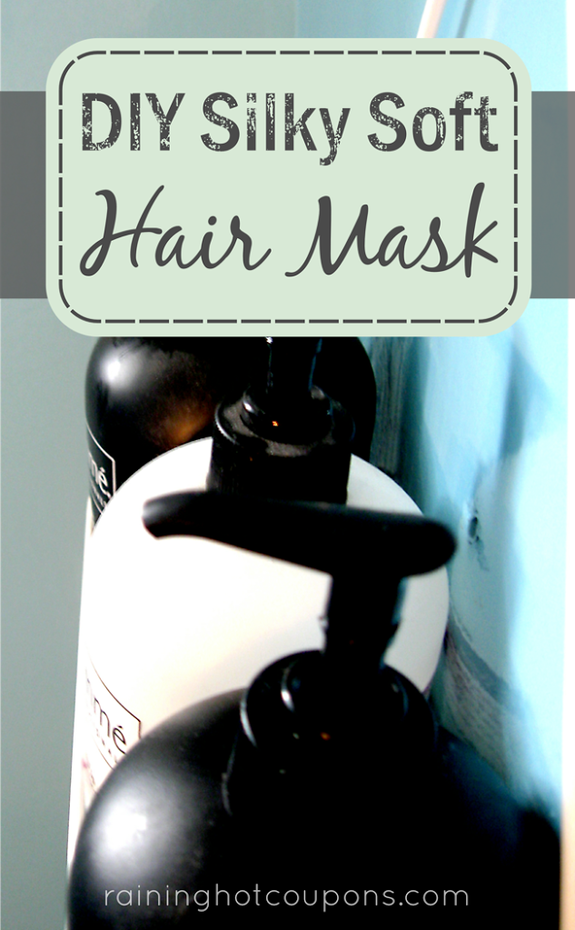 hair DIY Silky Soft Hair Mask