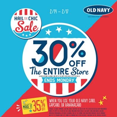 Old Navy: Denim Jackets Only $15 (All Sizes) Today Only + 35% Off Entire Store!