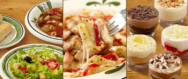olive Olive Garden Coupon: FREE Kids Meal with Entree Purchase (Up to 2 FREE!)