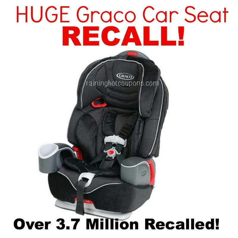 Graco Car Seat Recall 2018, Car Seat Recalls