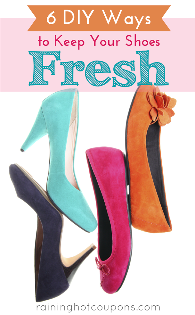 shoes 6 DIY Ways To Keep Your Shoes Fresh