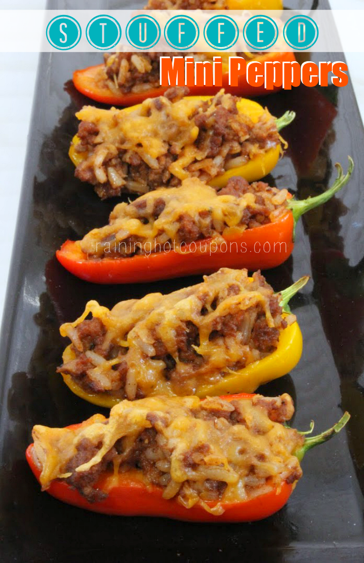 stuffed mini peppers.png Stuffed Mini Peppers
