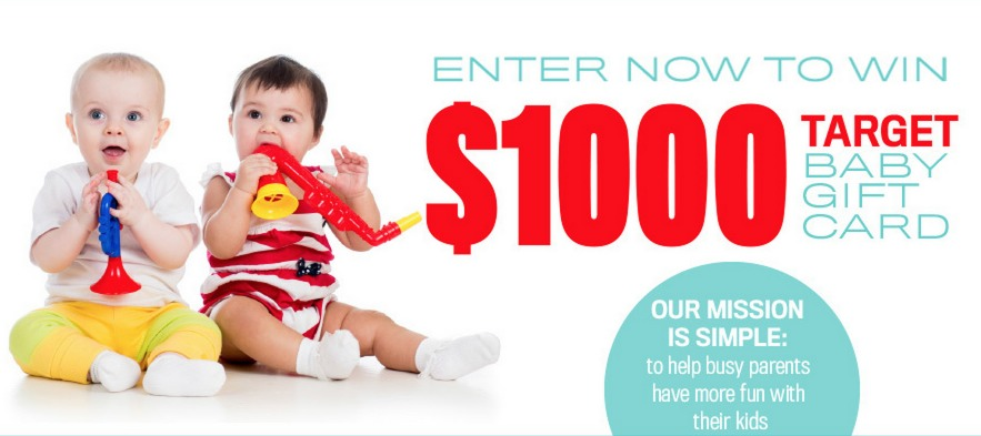 Enter To Win A Target Gift Card