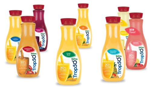 trop 50 Trop50 Orange Juice Only $1.74 at Walmart