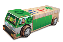 truck Lowes: FREE Recycling Truck Wooden Project, Apron, Goggles, Patch (Register Now!)