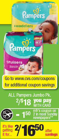 11 *HOT* Pampers Swaddlers Jumbo Pack of Diapers Only $5 AND Dawn Dish Soap $0.49!
