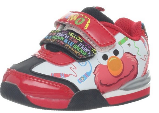 11 *HOT* Sesame Street Elmo Sneakers Only $9.99 Shipped (Reg. $30.99!)