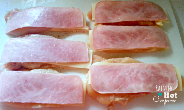 11.png1 Chicken Cordon Bleu Roll Up (Freezer Cooking Meal)
