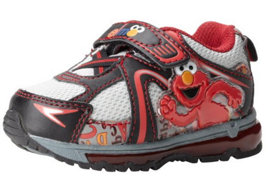 2 *HOT* Sesame Street Elmo Sneakers Only $9.99 Shipped (Reg. $30.99!)