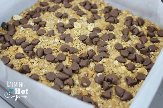 5.jpg Chocolate Peanut Butter Granola Bars