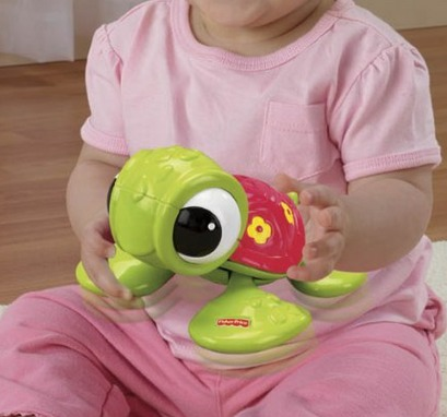 *HOT* Disney Fisher Price Baby Squirt Amazing Animals Only $5.98!