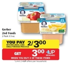 GERER *HOT* 8 FREE Containers of Gerber Baby Food (No Coupons Needed!)