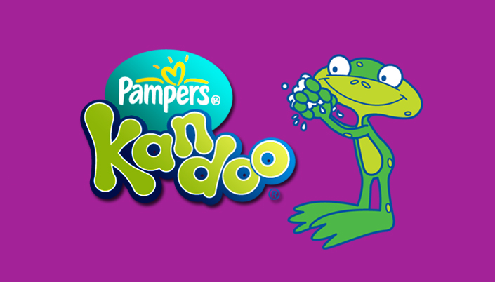Kandoo 1 FREE Pampers Kandoo Super Power Kit Giveaway (1,000 Winners)
