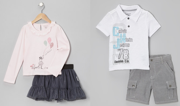 Screen Shot 2014 03 14 at 10.33.27 AM Calvin Klein Kids Sale   Items Start at $11.98 (Reg. $39.99 and UP)!