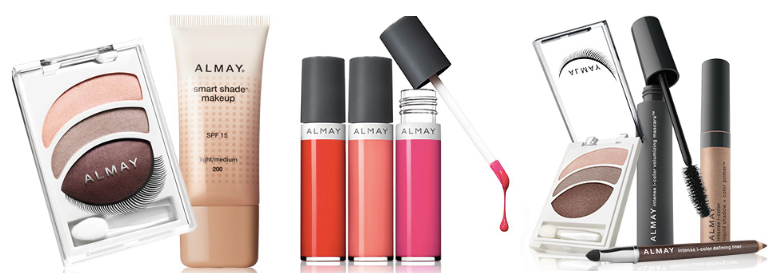 almay *HOT* $5 off Almay Cosmetics Coupon = FREE Make Up!