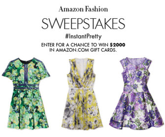 amazon Enter to Win a $2,000 Amazon Gift Card!