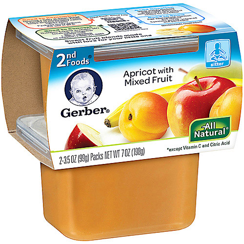 hot  8 free containers of gerber baby food  no coupons